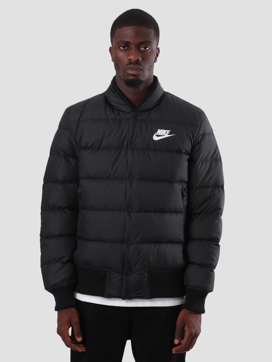 Nike Sportswear Black Black White 928819-010