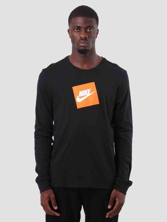 Nike Sportswear Black White AJ3873-010
