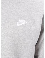 Nike Nike Sportswear Crew Dk Grey Heather White 804340-063