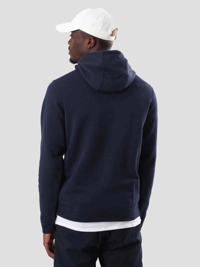 Nike Nike Sportswear Hoodie Obsidian Obsidian White 804346-451