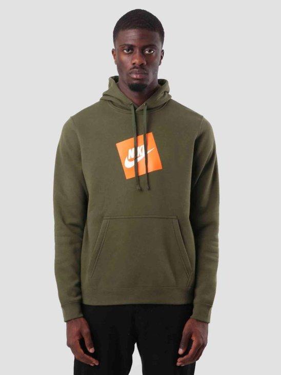 Nike Sportswear Olive Canvas 928719-395