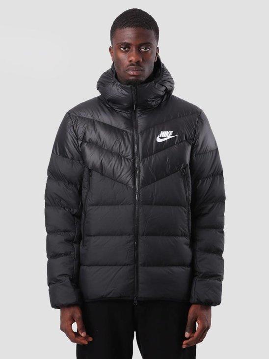 Nike Sportswear Windrunner Black Black Black White AO8911-010