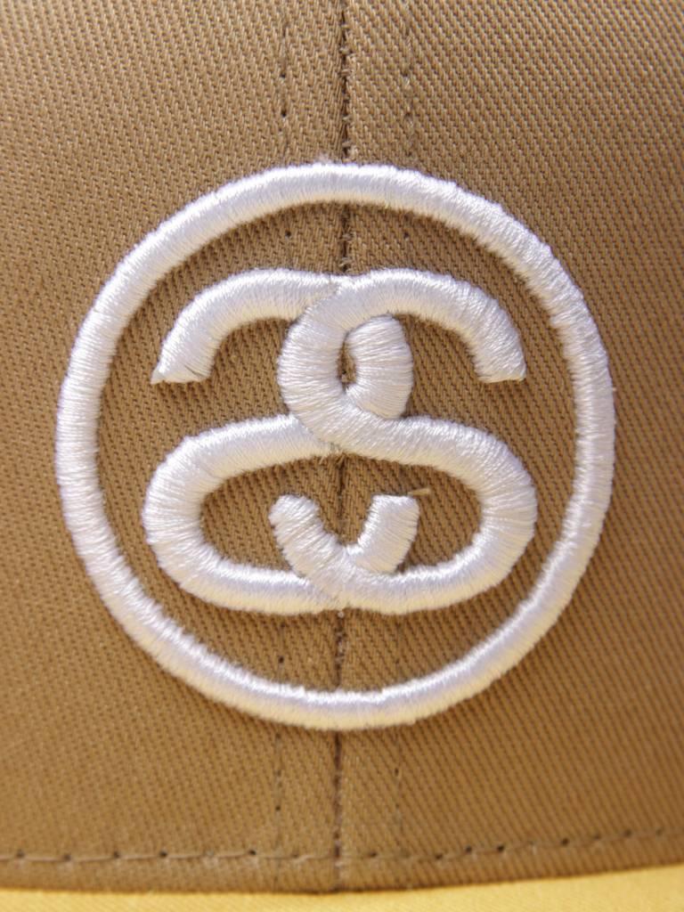 Stussy Stussy SS-Link Su18 Cap Tan 131804