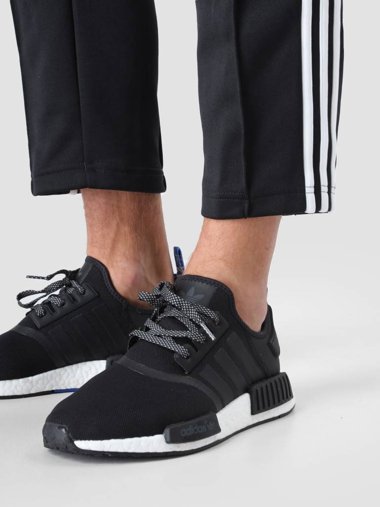adidas adidas SST Relax Cropped Trackpants Black White BK3632