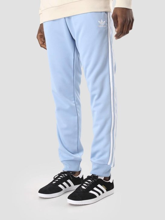 adidas SST Trackpants Ash Blue Cw1277