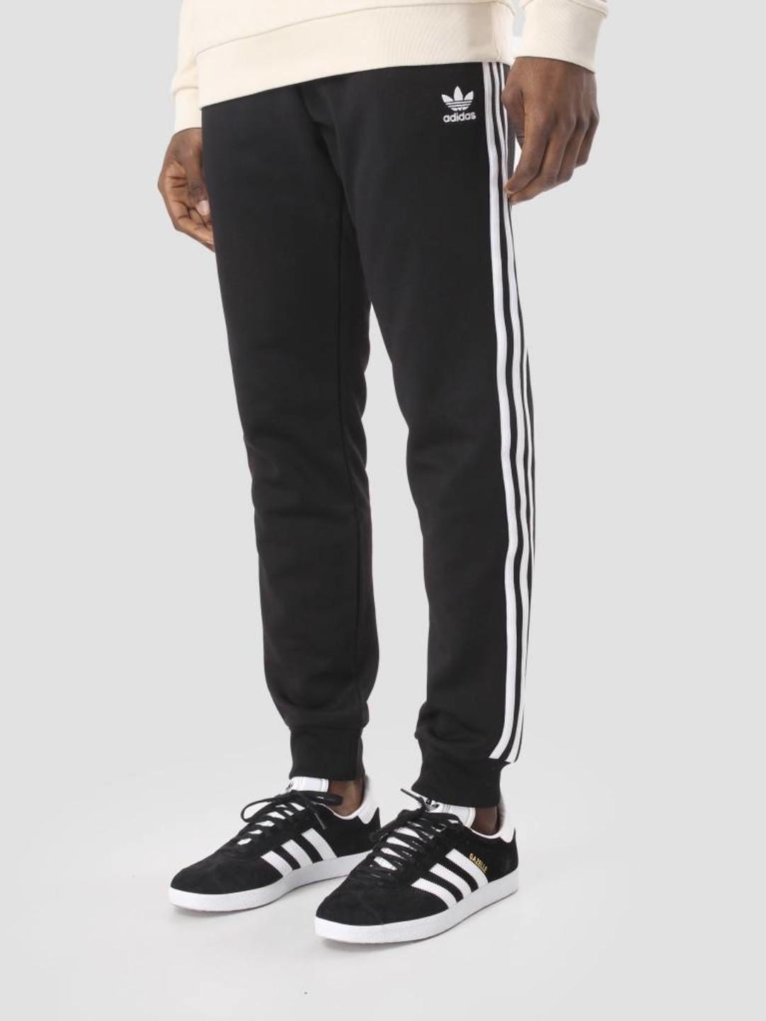 adidas SST Trackpants Black Cw1275