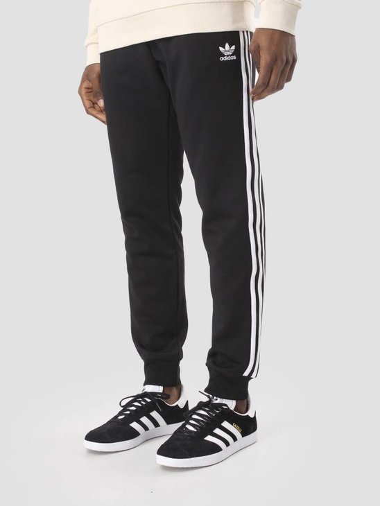 adidas SST Trackpants Black Cw1275