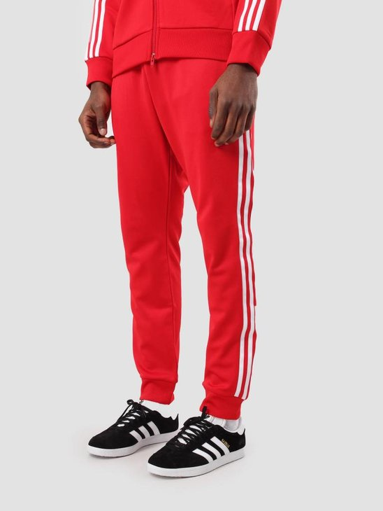 adidas SST Trackpants Scarle CW1276