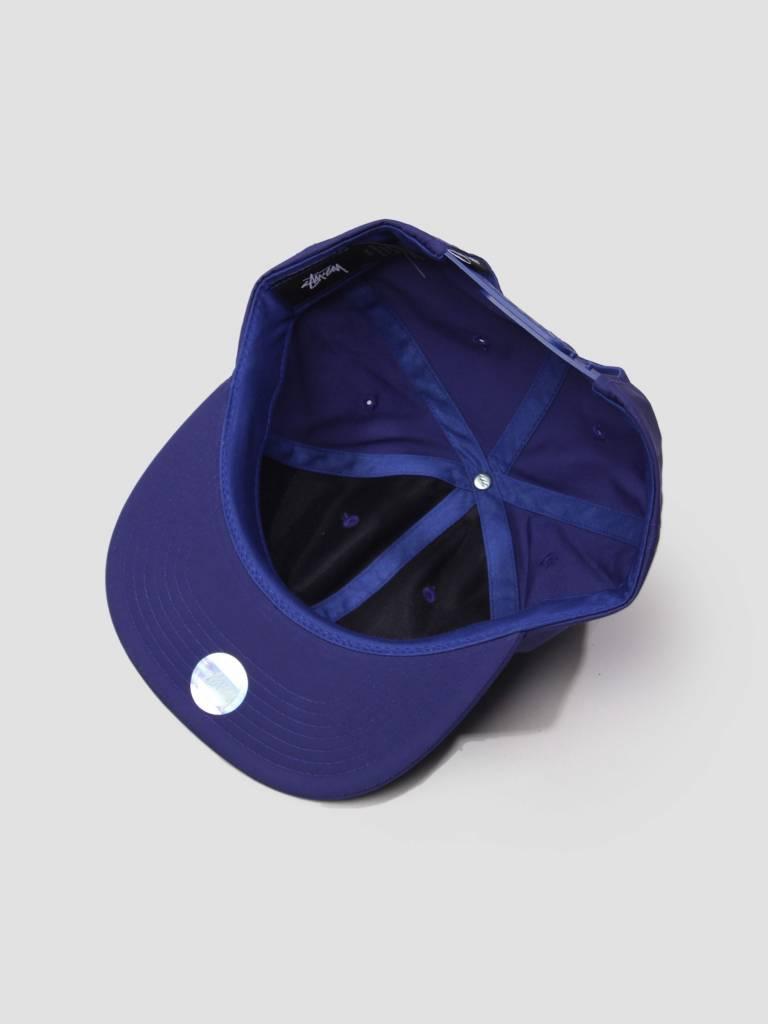 Stussy Stussy Stock Poly Cotton Cap Blue 131806