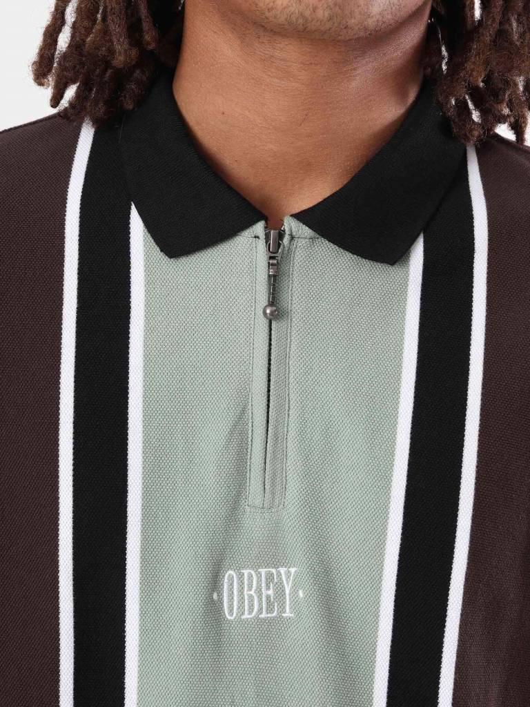 Obey Obey Storm Polo Mole Multi 131090041