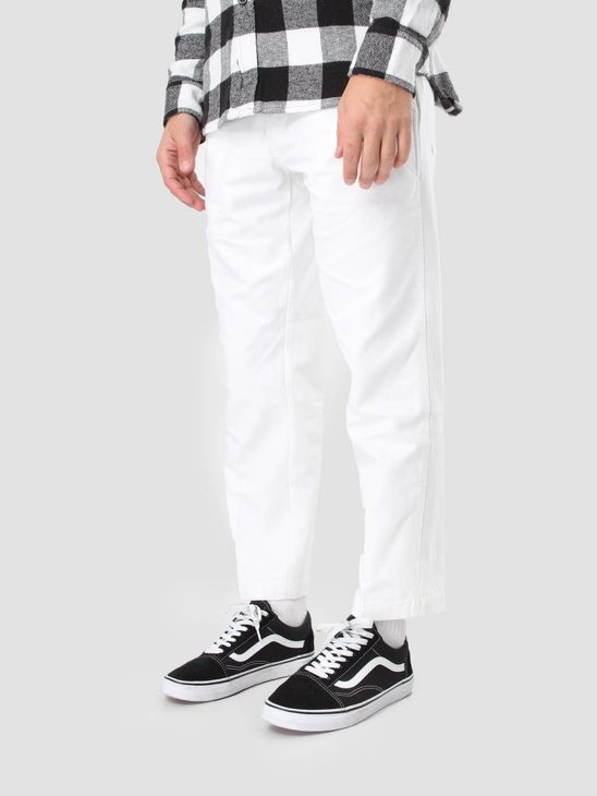 Obey Straggler Carpenter  Pant II White 142020089