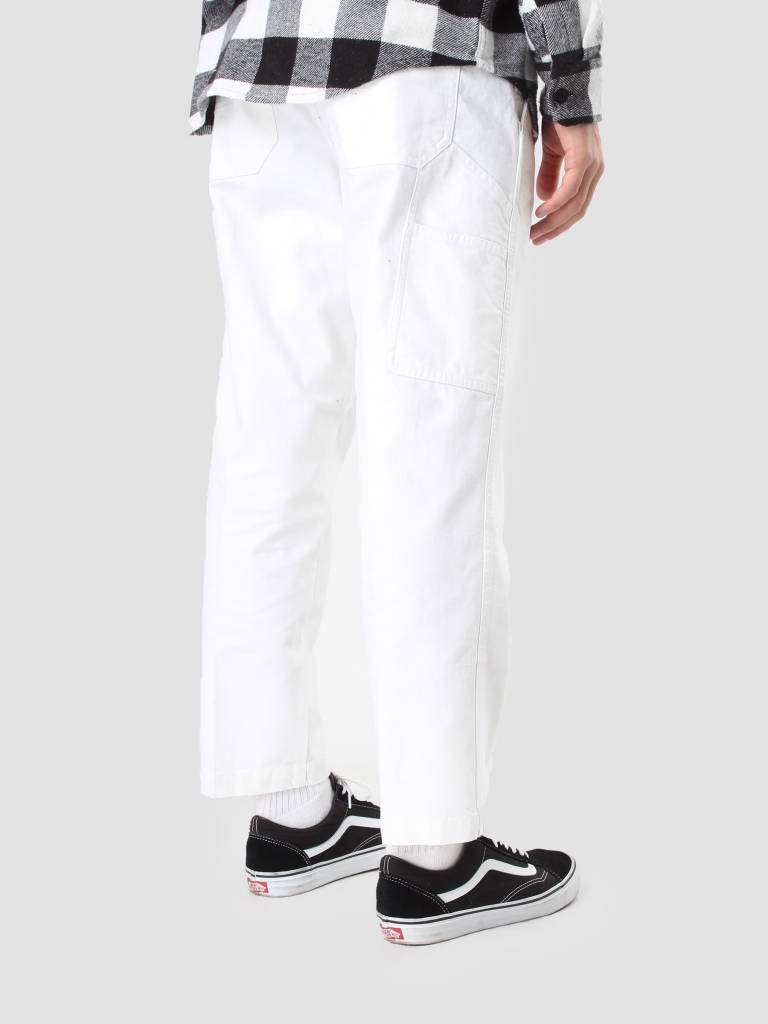 Obey Obey Straggler Carpenter  Pant II White 142020089