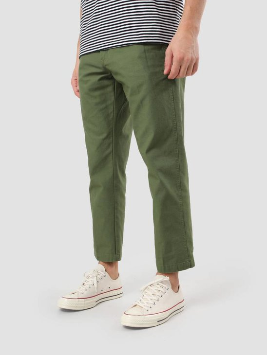 Obey Straggler Carpenter Pant III Army 142020104