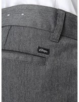 Obey Obey Straggler Flodded Pant Heather Grey 142020060