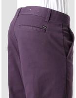 Obey Obey Straggler Flooded Pant Dark Purple 142020060 Dpu