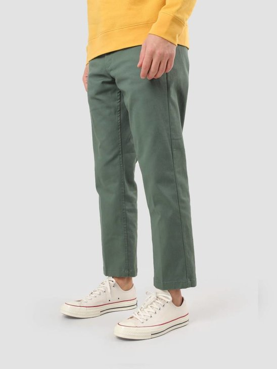 Obey Straggler Flooded Pant Dusty Green 142020060