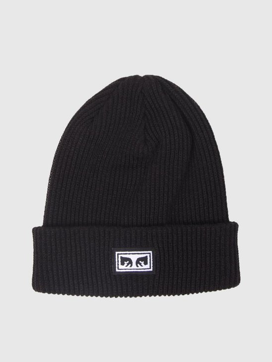 Obey Subversion Beanie Black 100030118