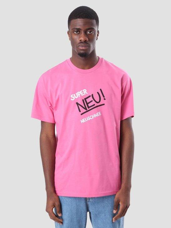 Carhartt WIP Super Neuschnee T-Shirt Wildberry I024761-71900