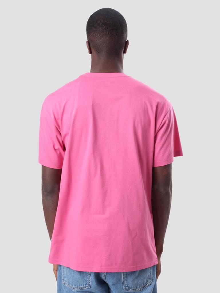 Carhartt Carhartt Super Neuschnee T-Shirt Wildberry I024761-71900