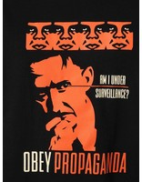 Obey Obey Surveillance T-Shirt Black 163081831
