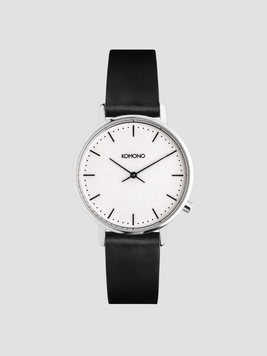 Komono The Harlow Watch Black Green Kom-W4103