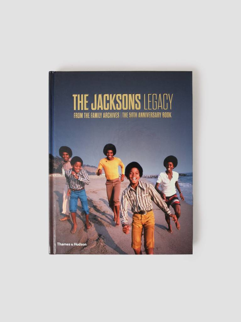 Books Buzzworks The Jacksons Legacy