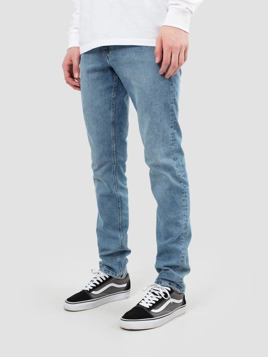 Cheap Monday Tight Jeans Fair Blue 0500626