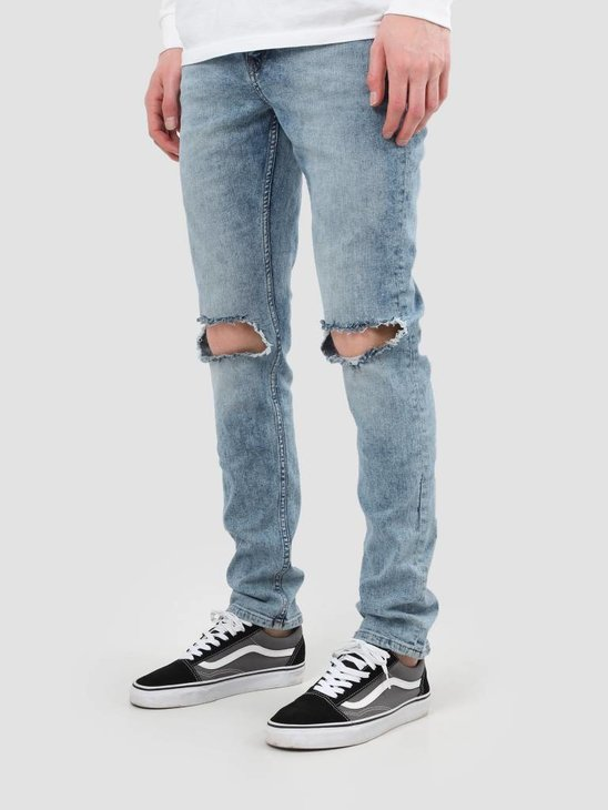 Cheap Monday Tight Jeans Shift Blue 0500615