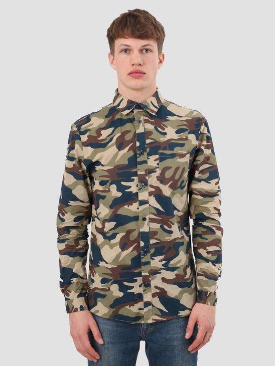 RVLT Tonal Shirt Camo 3611