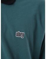 Obey Obey Tone Polo Pine 131090040