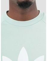 adidas adidas Trefoil Crewneck Ash Green CV8645