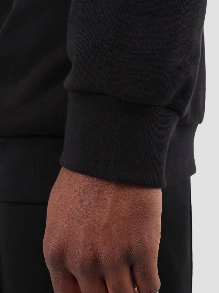 adidas adidas Trefoil Hoodie Black CW1240