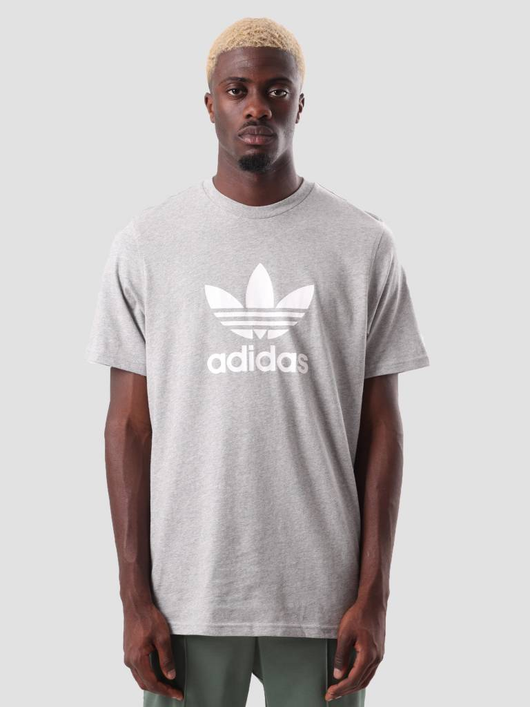 adidas adidas Trefoil T-Shirt Mgreyh CY4574