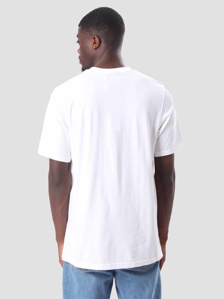 adidas adidas Trefoil T-Shirt White Bluebird DH5774