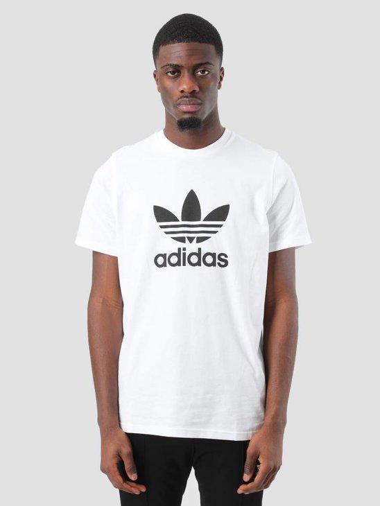 adidas Trefoil T-Shirt White CW0710
