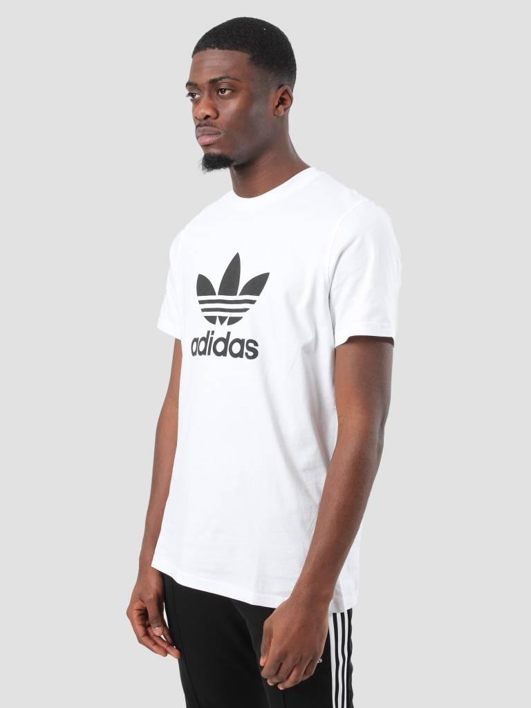 adidas adidas Trefoil T-Shirt White CW0710