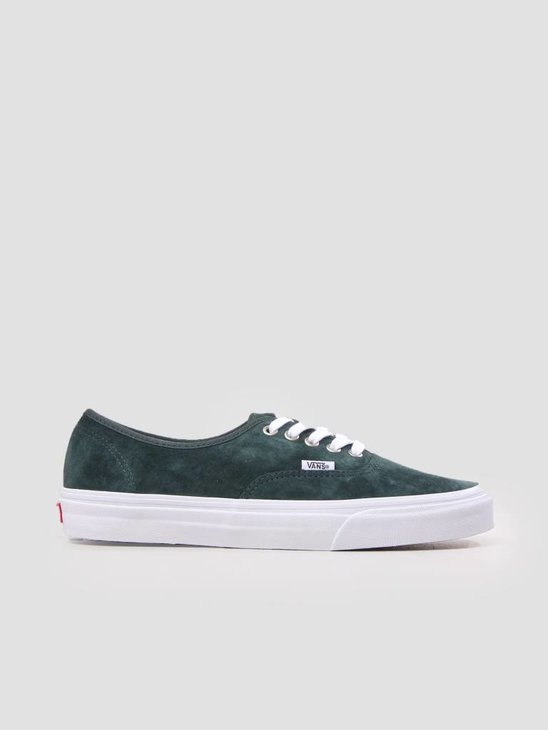 Vans Ua Authentic Darkest Spruce True White VN0A38EMU5J1
