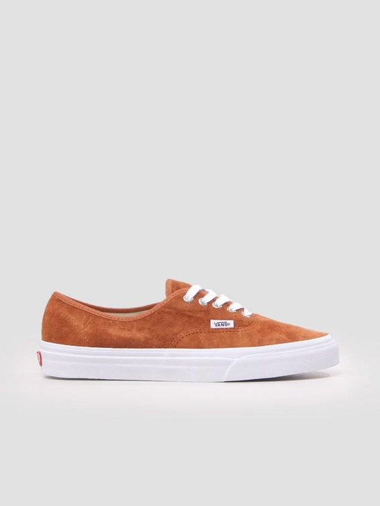 Vans Ua Authentic Leather Brown True White VN0A38EMU5K1