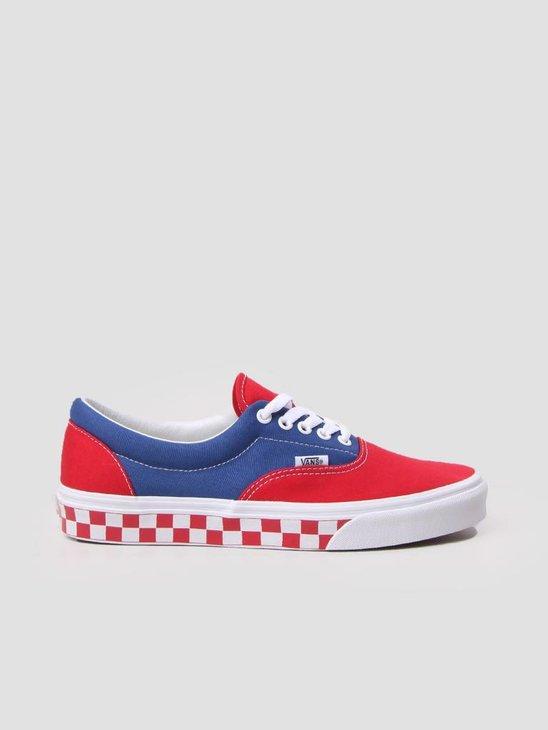 Vans UA Era Bmx Checkerboard True Blue Red VN0A38FRU8H1