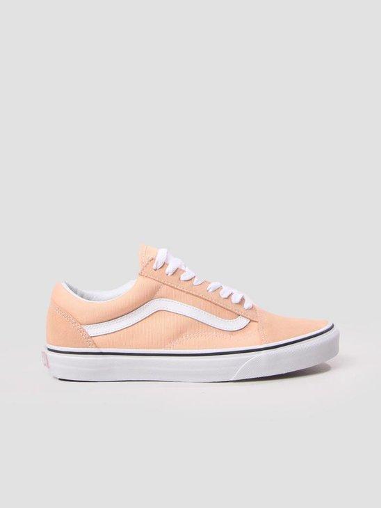 Vans UA Old Skool Bleached Apricot True White VN0A38G1U5Y1