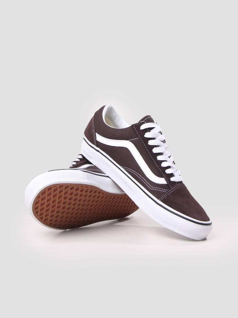 Vans Vans UA Old Skool Chocolate Torte True White VN0A38G1U5Z1