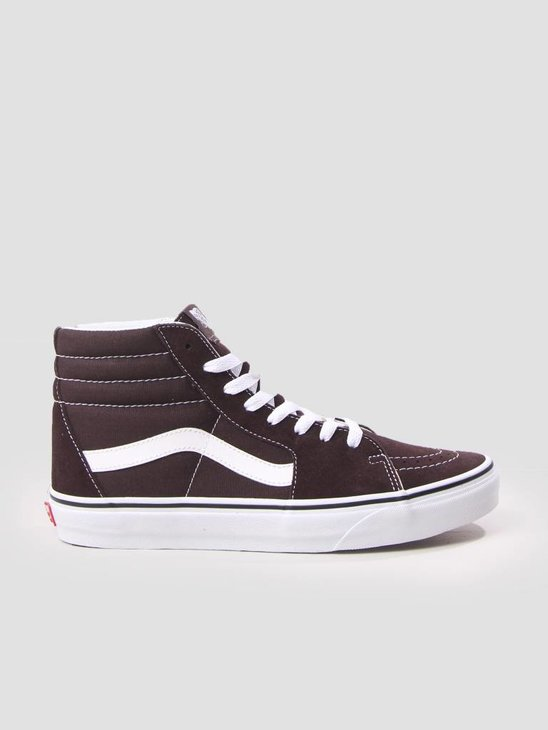 Vans UA SK8-Hi Chocolate Torte True White VN0A38GEU5Z1