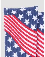 HUF HUF USA Socks Red SK00325