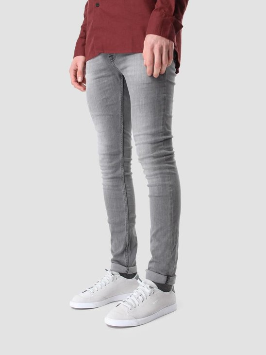 RVLT Used Jeans Skinny Black 5077