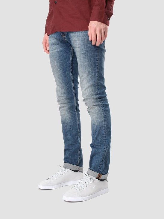 RVLT Used Jeans Slim Blue 5103