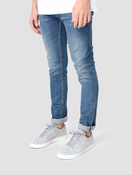 RVLT Used Wash Denim Skinny Blue 5003 Skinny