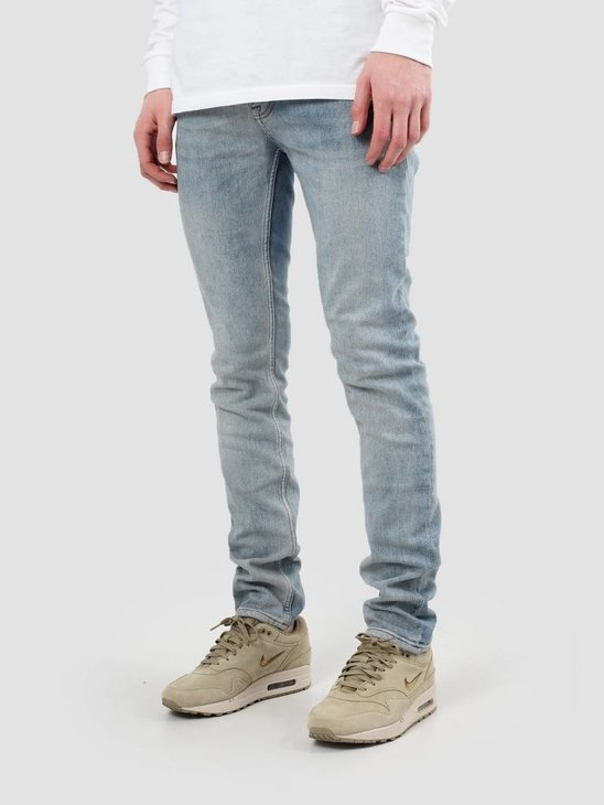 RVLT Used Wash Jeans Skinny Blue 5014