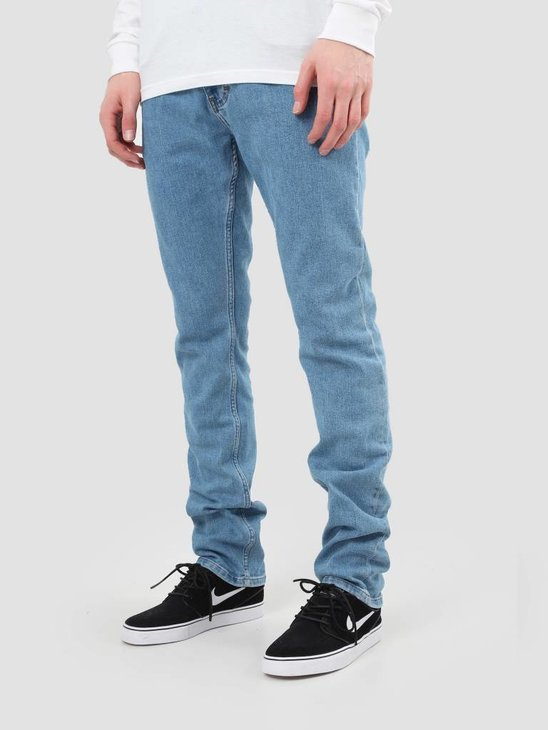 RVLT Used Wash Jeans Slim Blue 5113