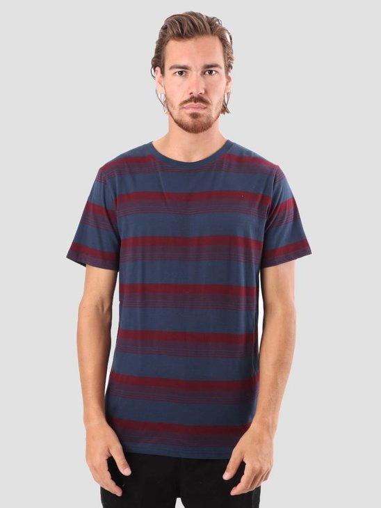 RVLT Verner T-Shirt Navy 1960
