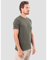 RVLT RVLT Vilfred T-Shirt Army Mel 1003